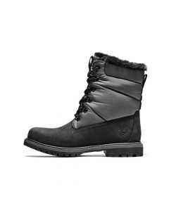 Women's Timberland Premium 6-Inch Leather/Fabric Waterproof Boots