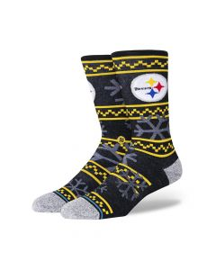 STANCE FROSTED STEELERS FST