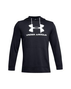 UNDER ARMOUR SPORTSTYLE TERRY LOGO HOODIE 001