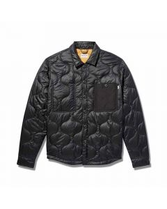 Men's Timberland Heritage Long-Sleeve Onion-Quilted Shirt Jacket