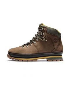 Women's Euro Hiker Mixed-Media Waterproof Boots