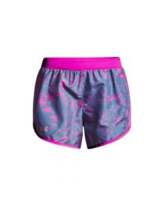 UNDER ARMOUR FLY BY 2.0 PRINTED SHORT